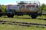 sonstige-loks-zuge/586815/kesselwagen-zweiachsig-ermewa-nordhausen-07052016 Kesselwagen zweiachsig 'ermewa' Nordhausen 07.05.2016
