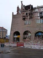 alte-post-2/602127/nuernberg-hauptpost-kopfbau-letzten-ueberreste-04032018 Nürnberg Hauptpost Kopfbau, letzten Überreste 04.03.2018